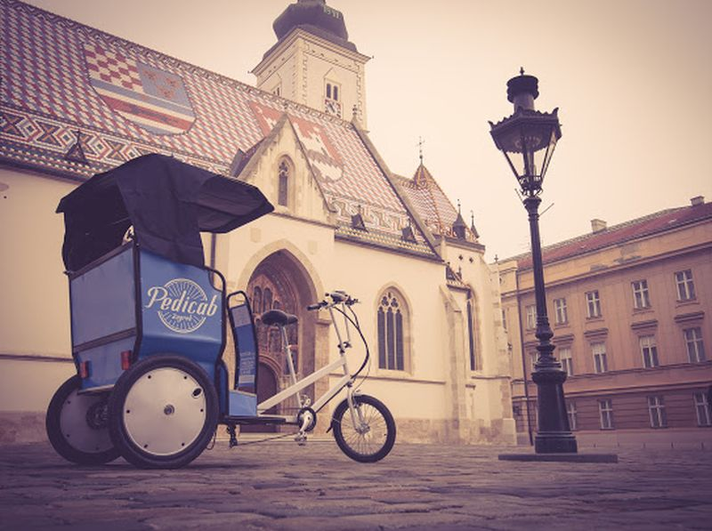 FOTO: REINTERPRETACIJA KULTNOG ZAGREBAČKOG FIJAKERA Od danas Zagrebom voze – rikše
