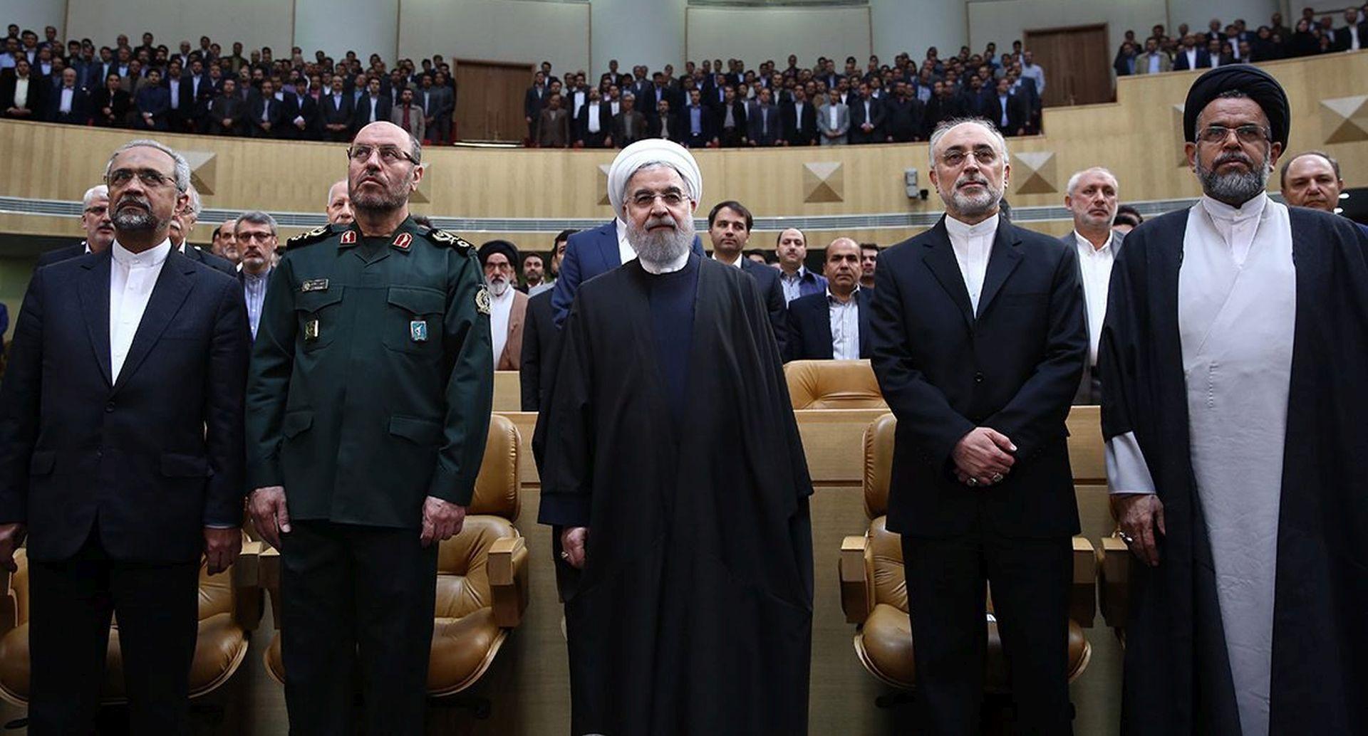 "IRAN: ""EU obećao sačuvati nuklearni sporazum"""