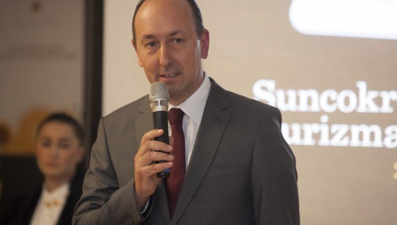 Ivo Bašić, glavni tajnik Ministarstva turizma