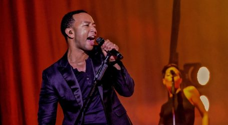 VIDEO: John Legend objavio video uratke s iTunes Festivala