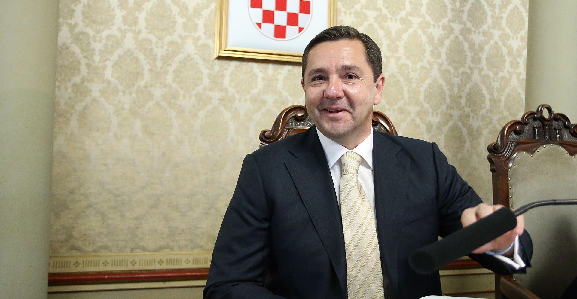 ANDRIJA MIKULIĆ 'HDZ će odluku o podršci proračunu Grada Zagreba donijeti kada vidimo prijedlog'