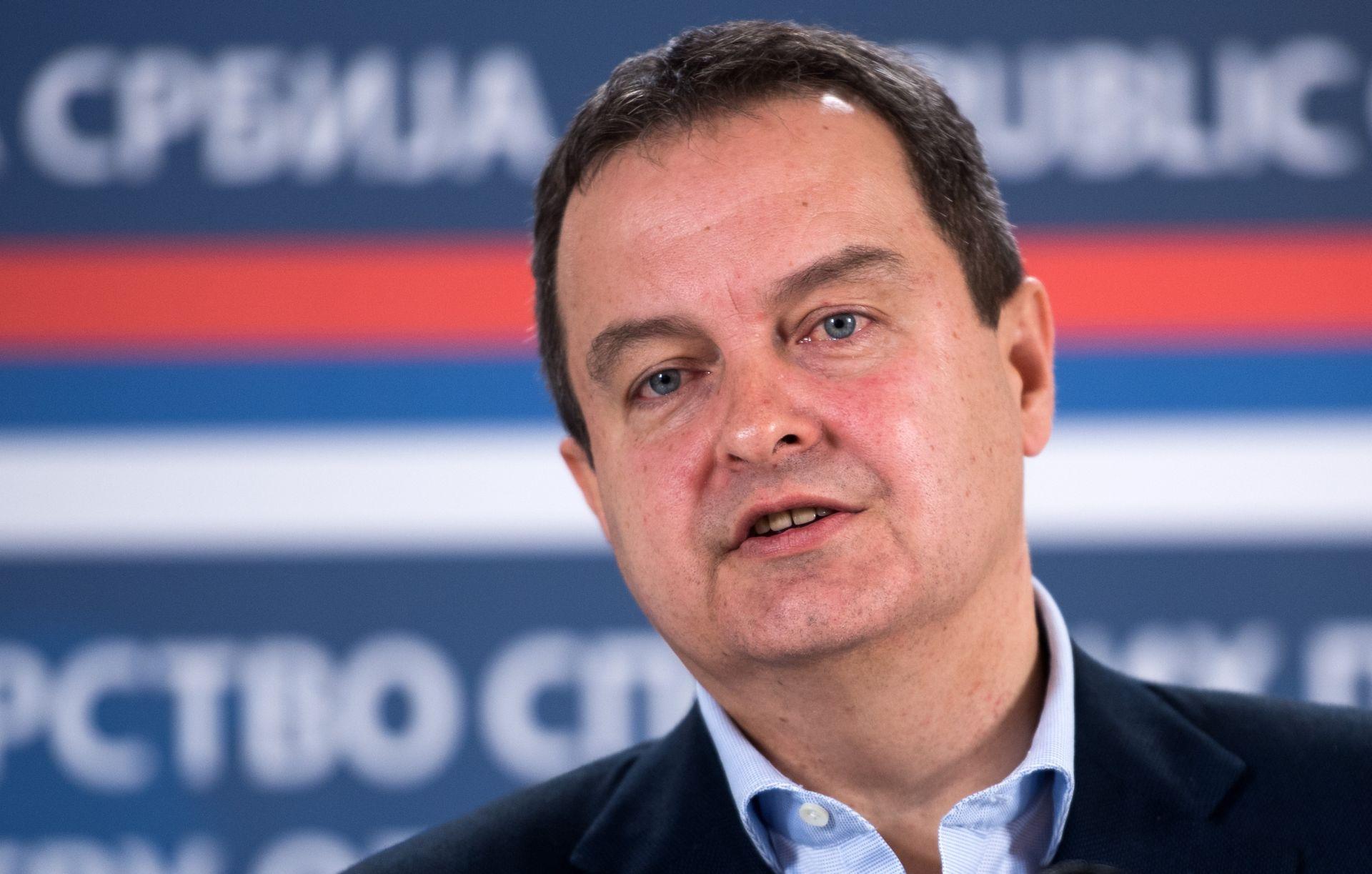 """DAČIĆ """"Nisam zadovoljan klimom koja se stvara u regiji, posebno u Hrvatskoj"""""""
