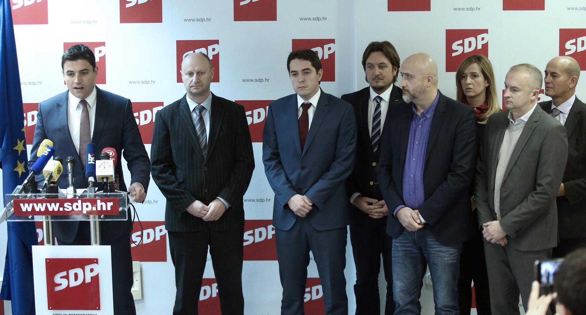Bernardić predložio Petrovu da zajedno rade na decentralizaciji zemlje