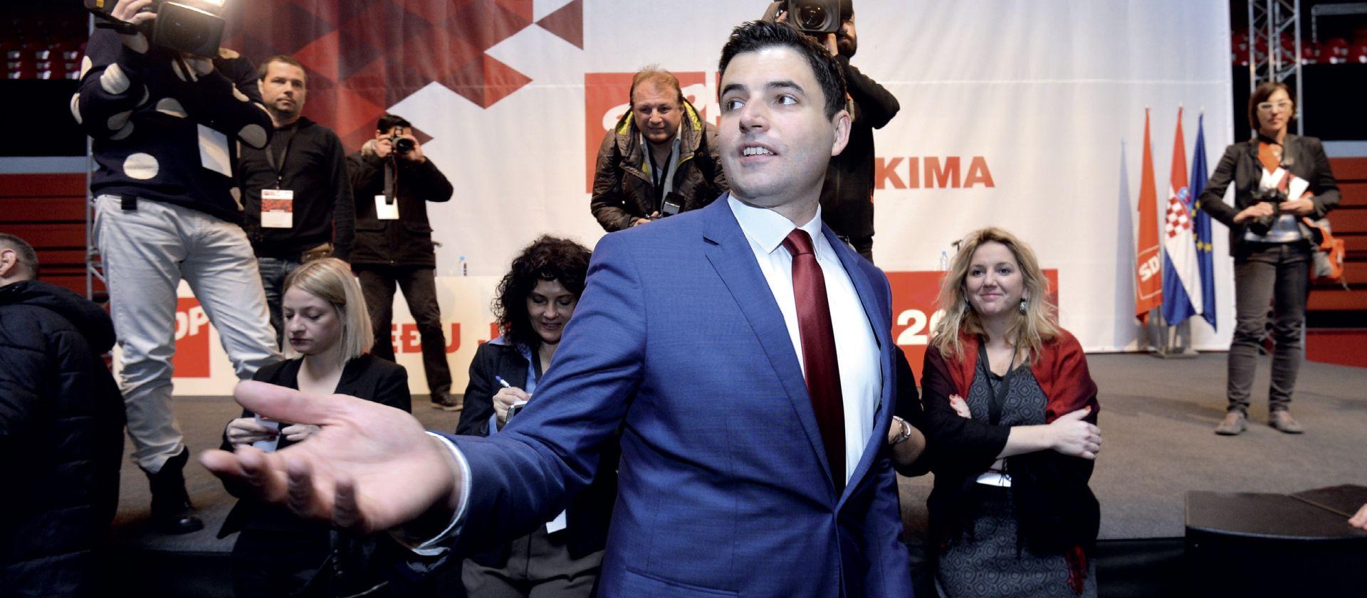 Bernardić uživa povjerenje vrha stranke, ali na lokalnoj razini raste nezadovoljstvo