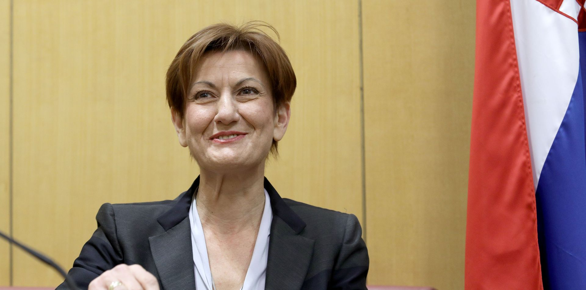 "MARTINA DALIĆ ""Oporba ima pravo na vesele doskočice kako bi mediji prepoznali njihove rasprave"""