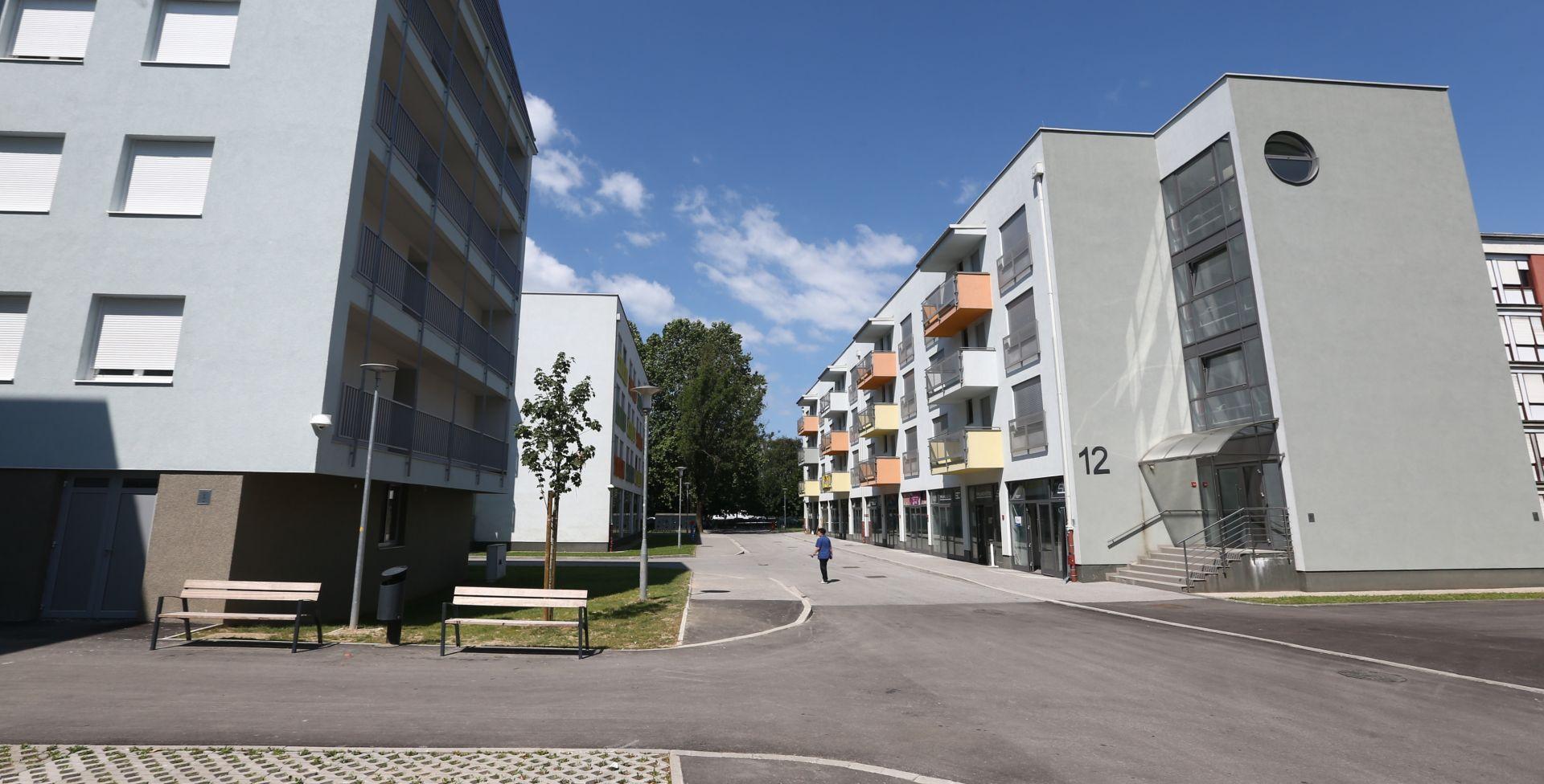 Završena obnova studentskih domova Stjepan Radić i Cvjetno naselje u Zagrebu
