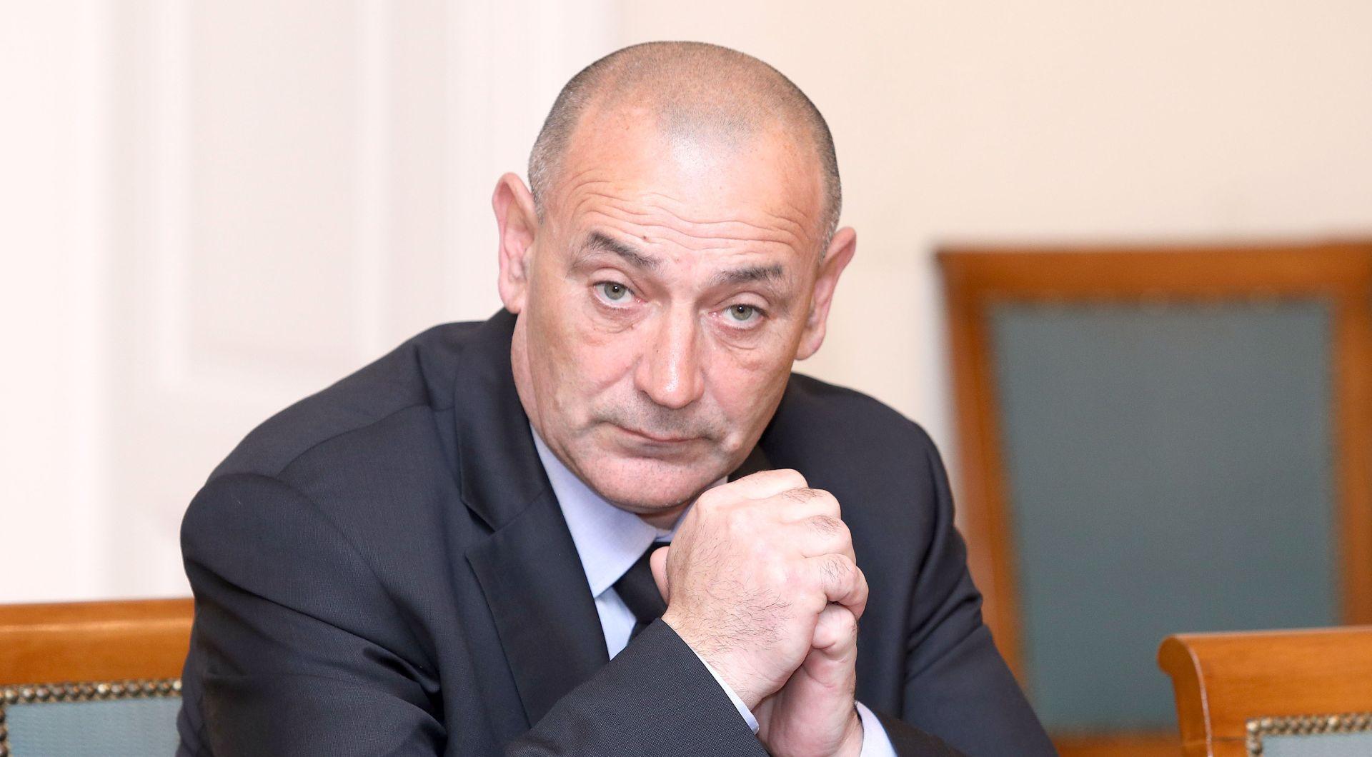 TOMO MEDVED 'U proračunu osiguran novac za braniteljska prava'