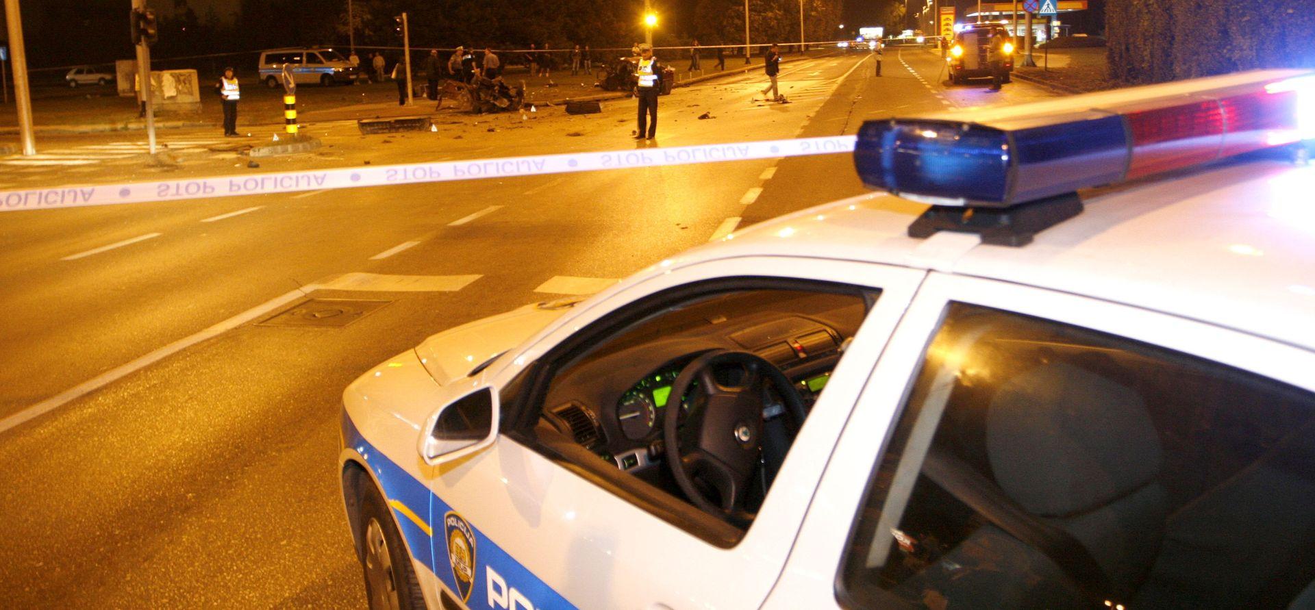 U Gorancu poginuo vozač quad motocikla