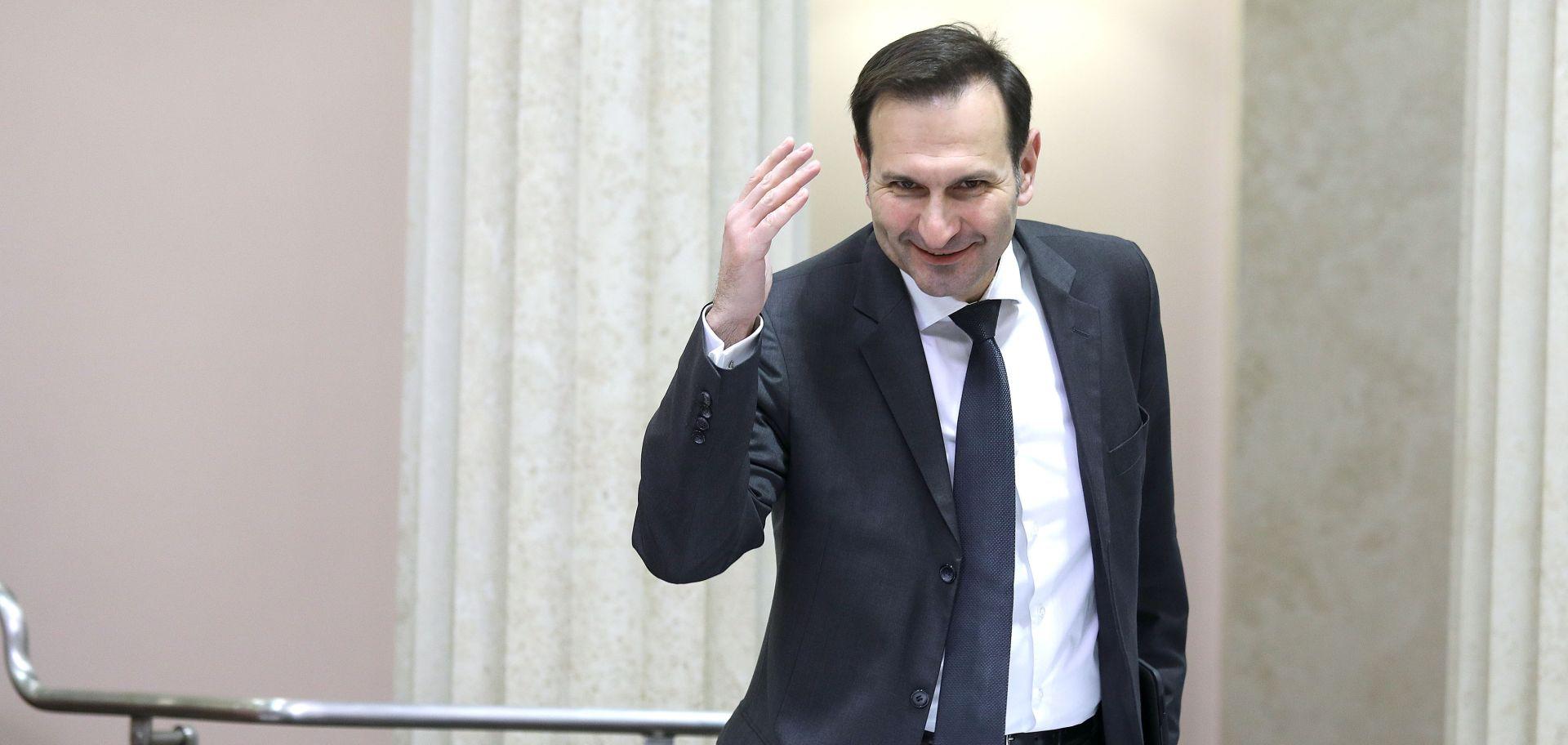 MIRO KOVAČ 'O pregovorima Srbije odlučuju zemlje članice EU'