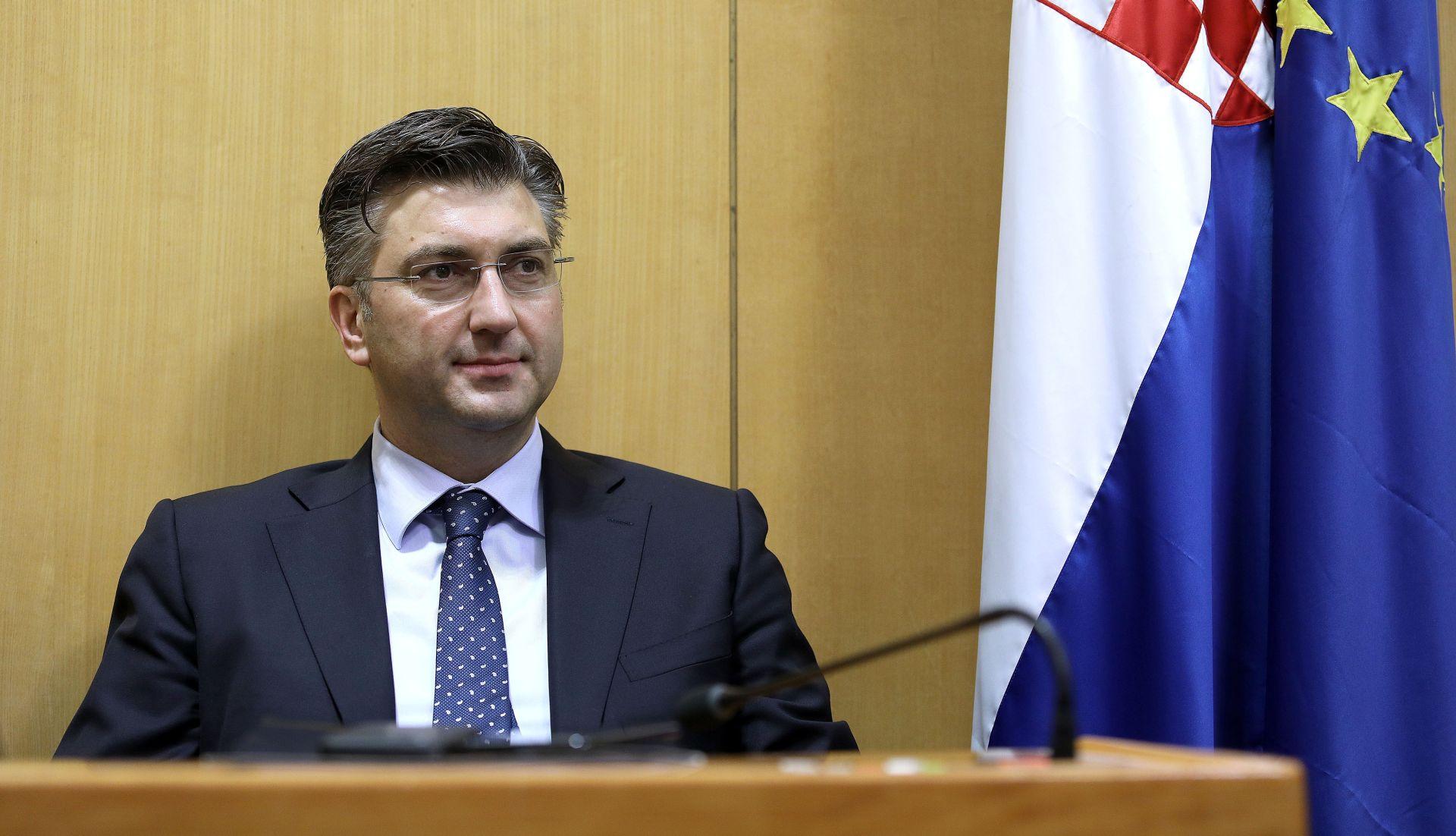 Plenković o razvoju širokopojasnog interneta: Vlada će pronaći optimalan model