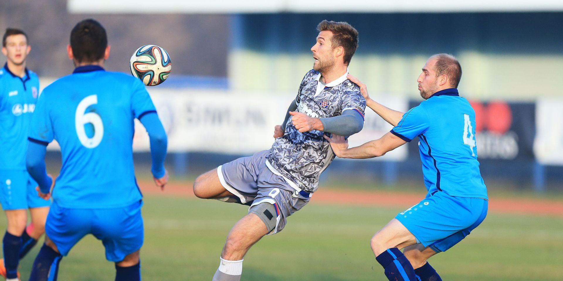 BURNO U VINKOVCIMA Četiri crvena kartona, Futacs zabio dva gola u sudačkoj nadoknadi za preokret Hajduka