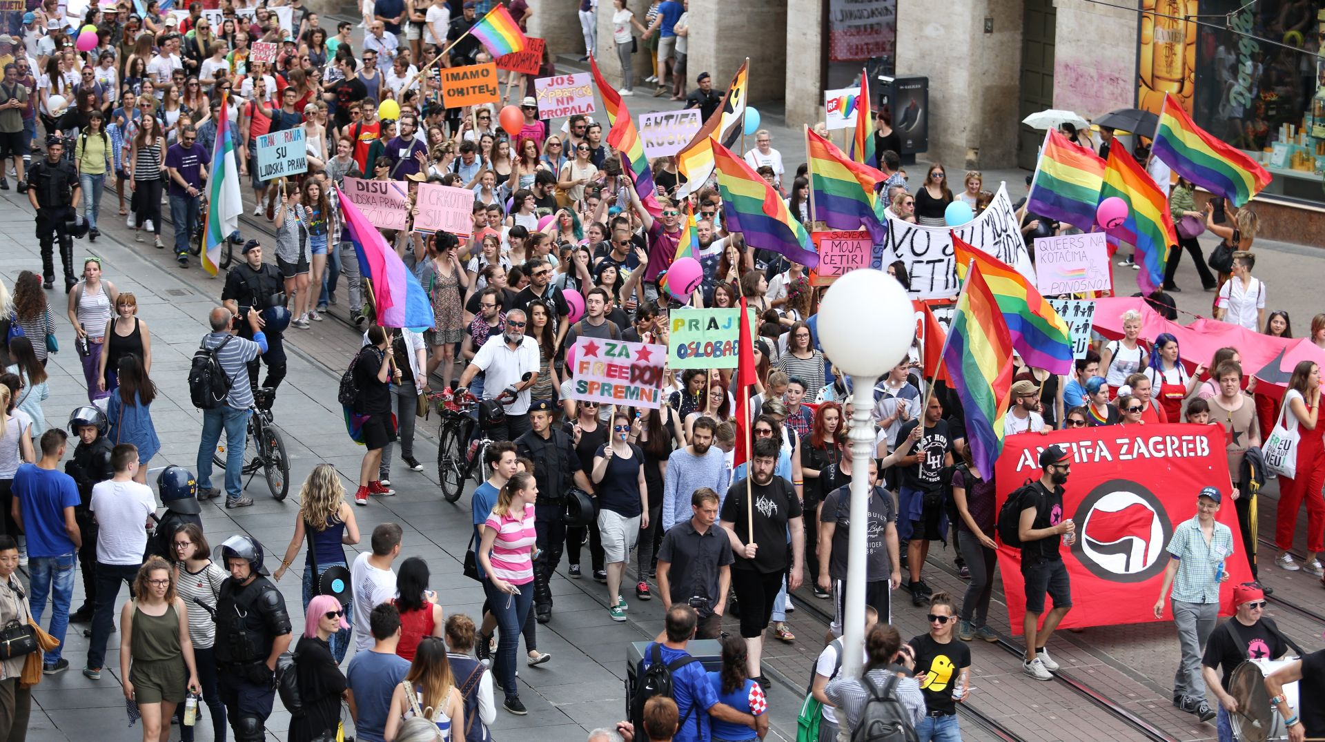 Ministarstvo kulture po prvi puta neće financijski pomoći gay paradi