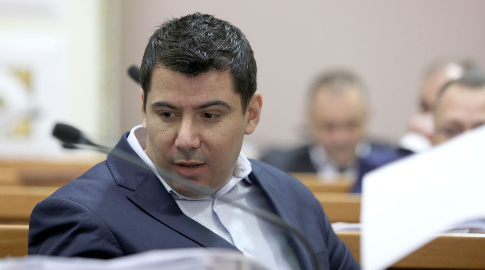 """NIKOLA GRMOJA """"Nema govora o pojavi fašizma u Hrvatskoj"""""""