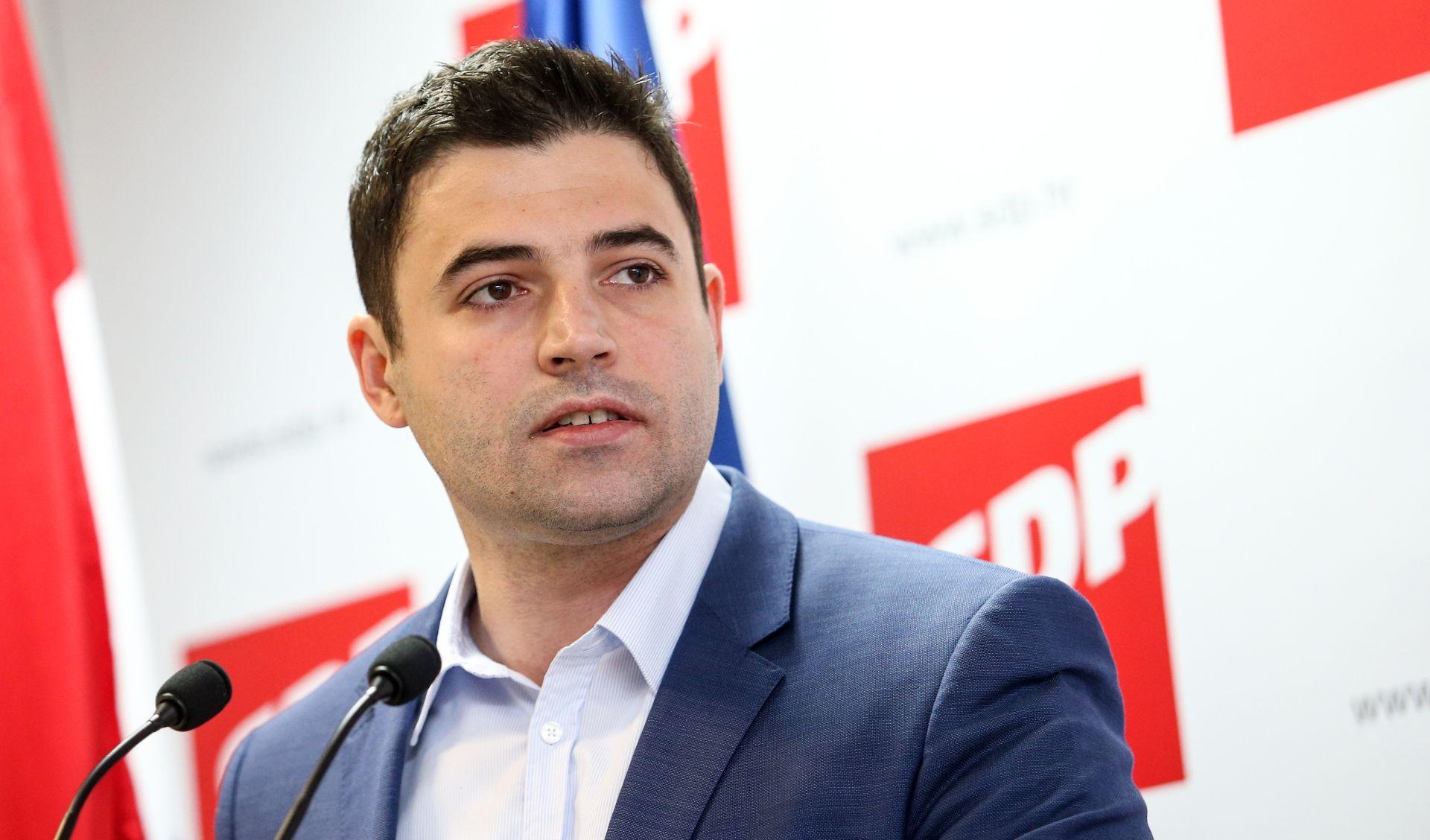 Bernardić o Novoj ljevici: 'SDP svima koji se žele angažirati u politici želi puno uspjeha'