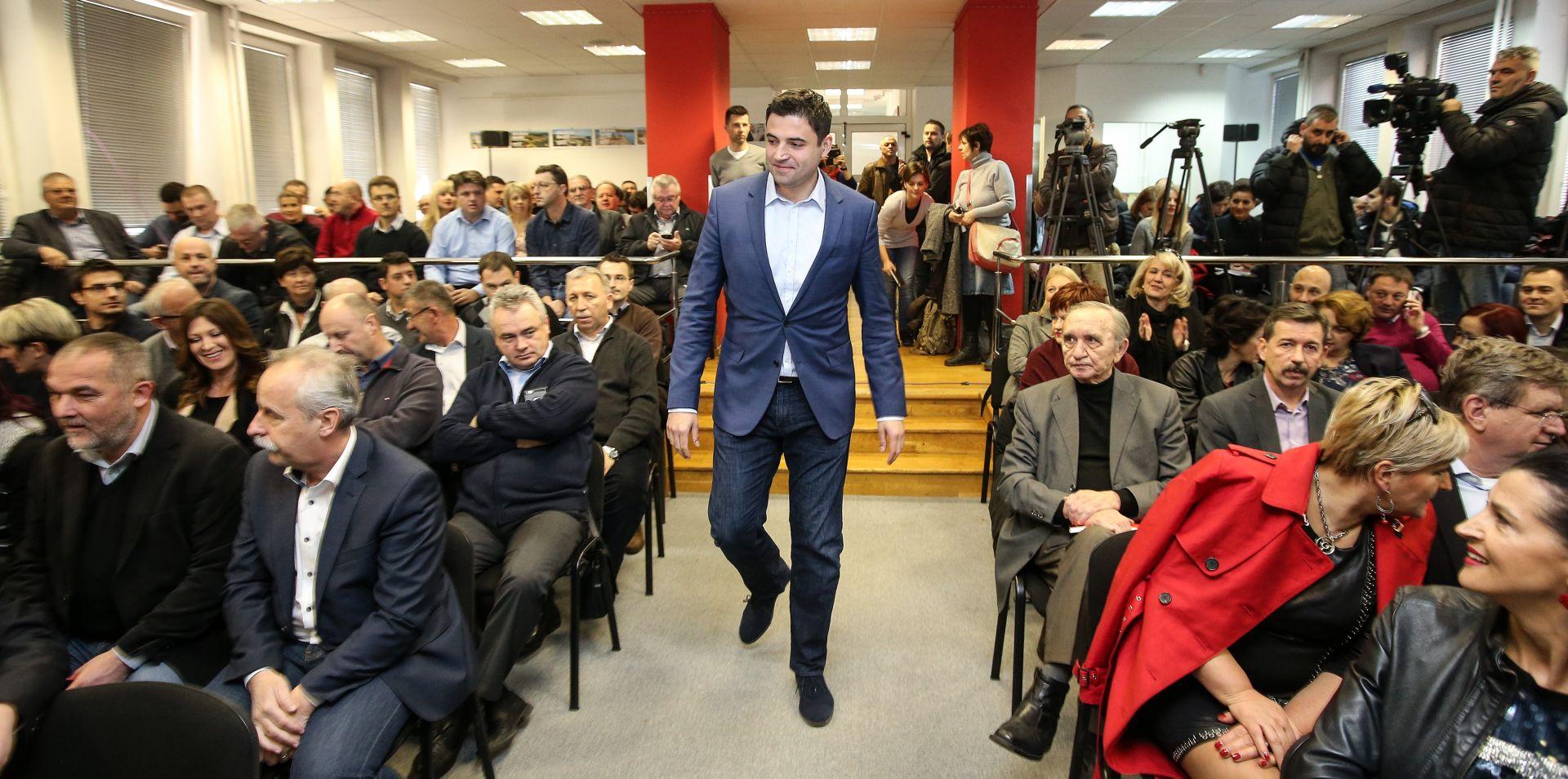 SDP izabrao novo vodstvo i kreće u 'izgradnju Hrvatske jednakih šansi'