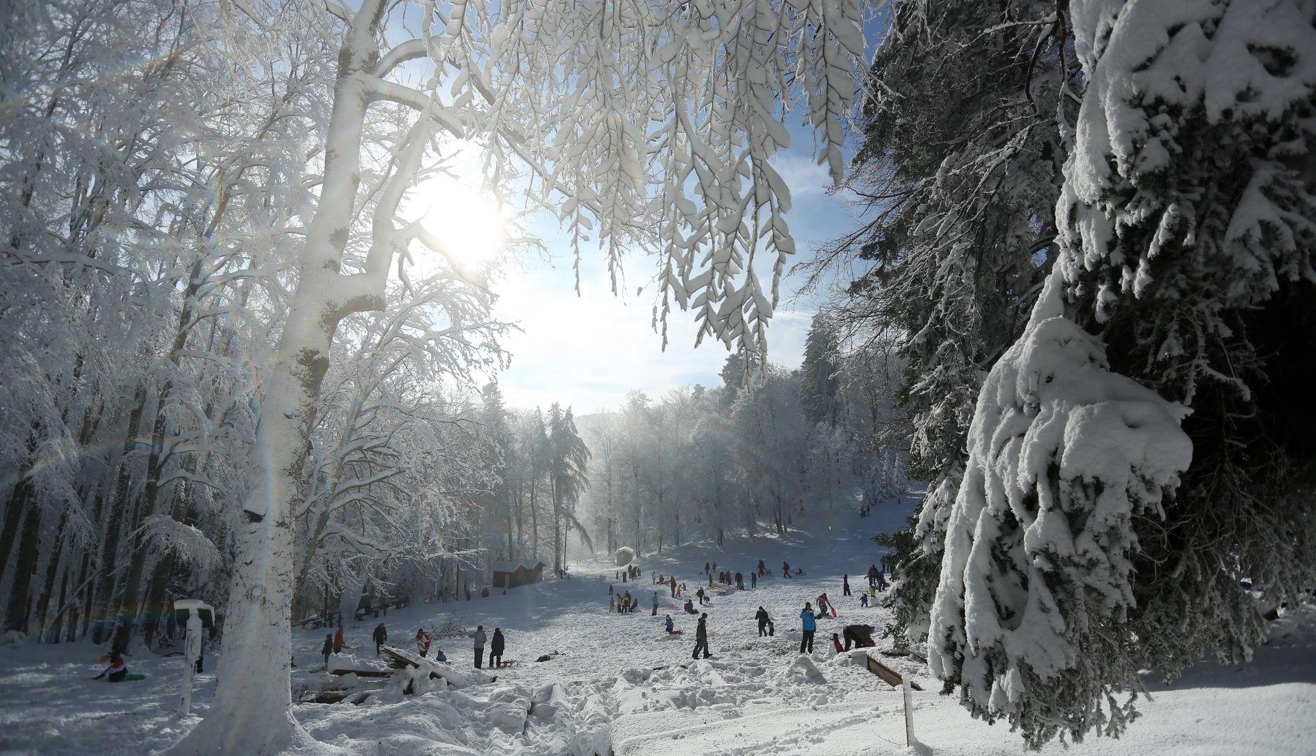 DHMZ Objavljena sezonska prognoza, provjerite što donosi zima