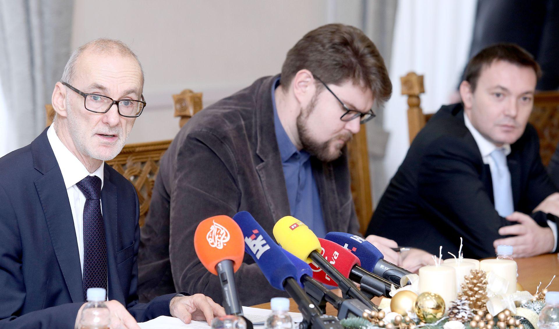 NASTAVAK SJEDNICE UJUTRO Odbor za Ustav bez zaključka o ploči u Jasenovcu