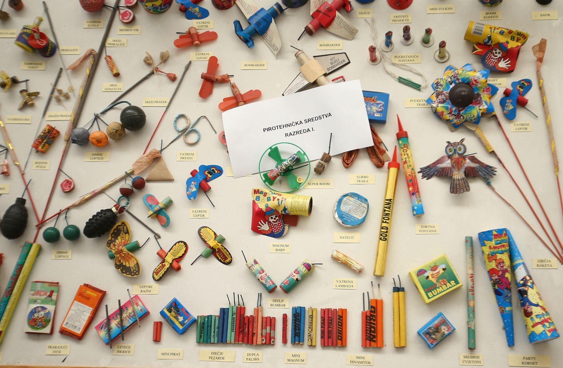 DANAS POČINJE AKCIJA 'MIR I DOBRO': MUP 'Petarde nisu igračke'