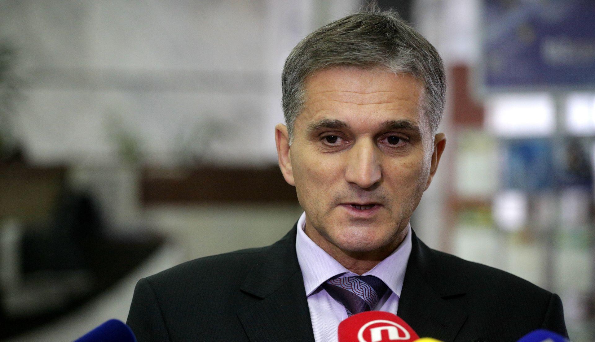 GORAN MARIĆ 'Ina je vrijedna izazova da Hrvatska otkupi većinski upravljački dio'