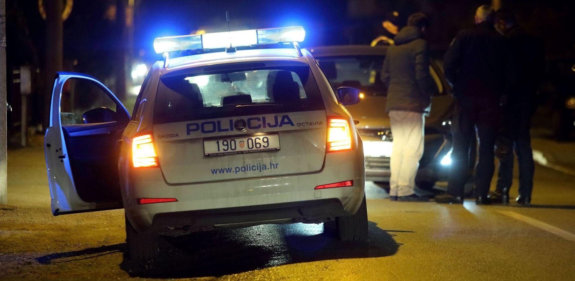 SPLIT Dvojica maskiranih razbojnika opljačkala hipermarket, pobjegli s 200 tisuća kuna