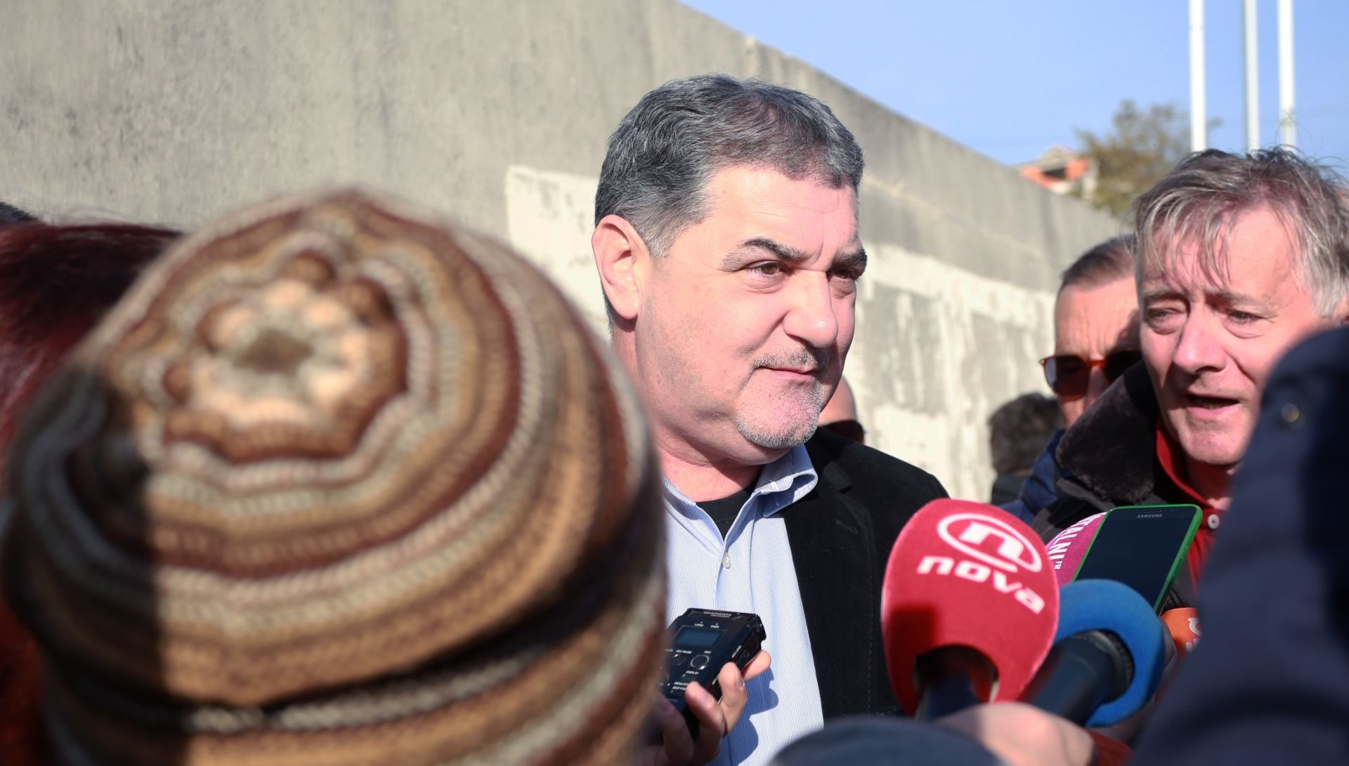 BALDASAR 'Ponovno ću se kandidirati za splitskoga gradonačelnika'