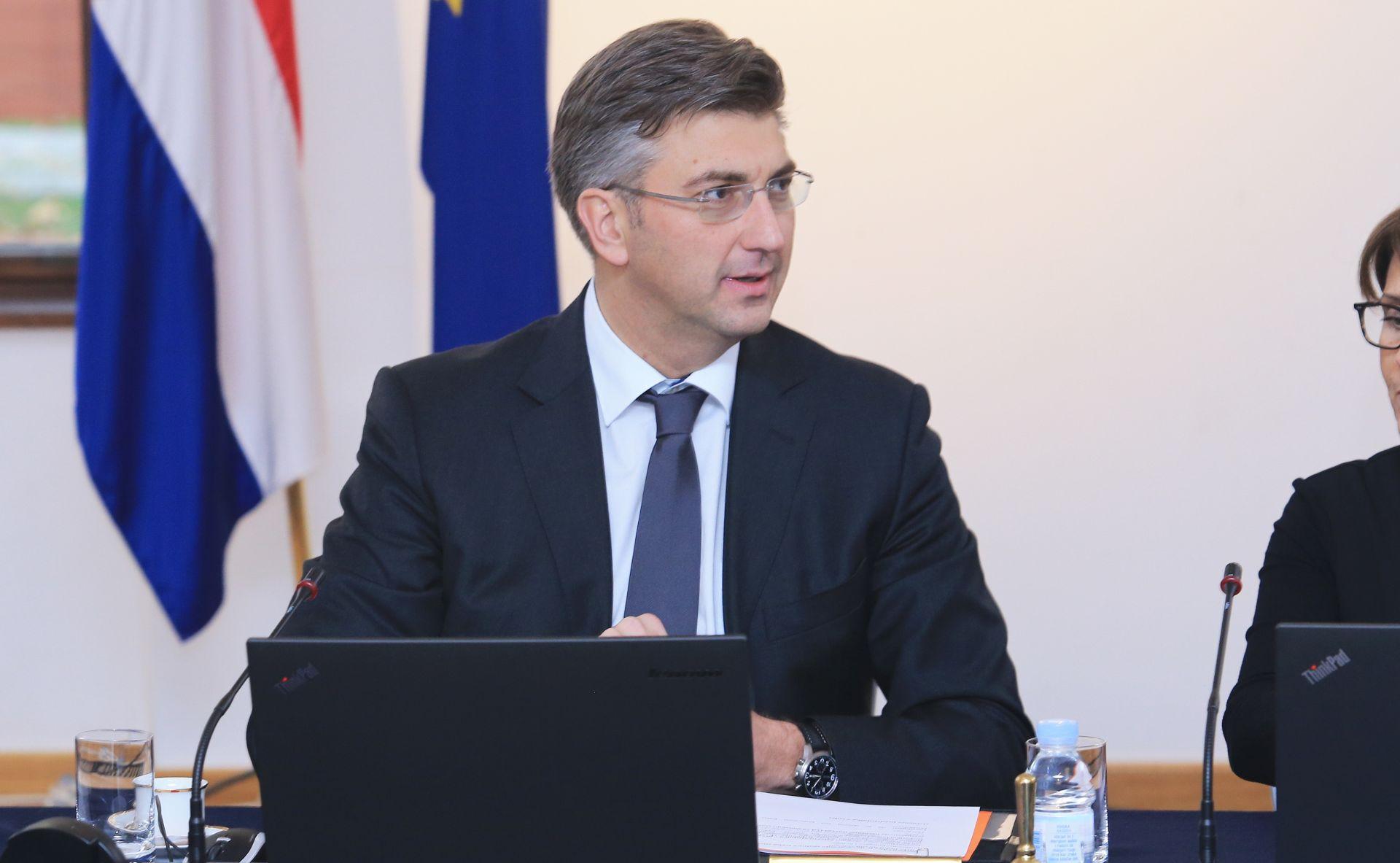 Plenković očekuje napredak u srbijanskim pregovorima s EU-om početkom iduće godine