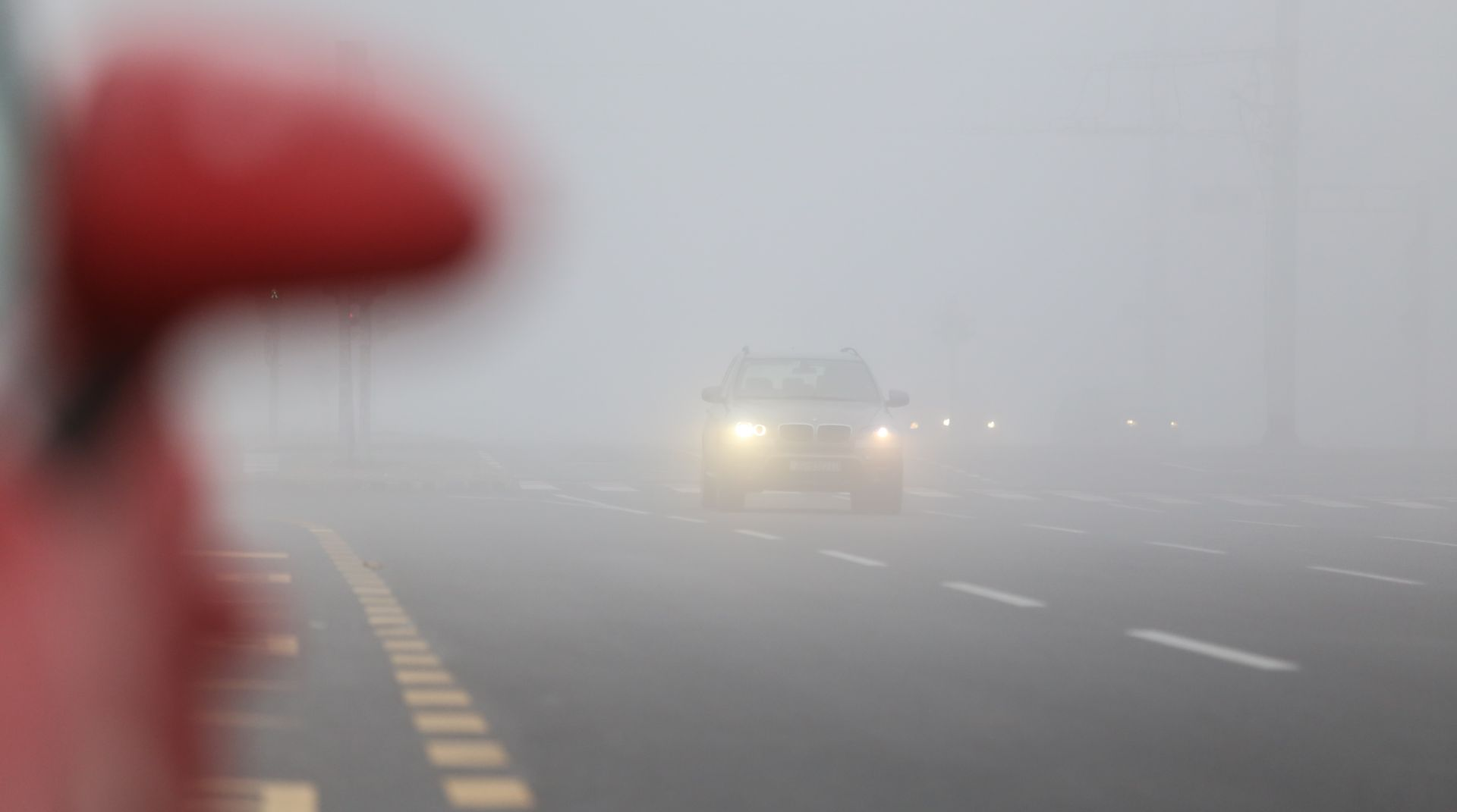 HAK Kolnici mokri i skliski, magla smanjuje vidljivost, jak vjetar na A1 i A6
