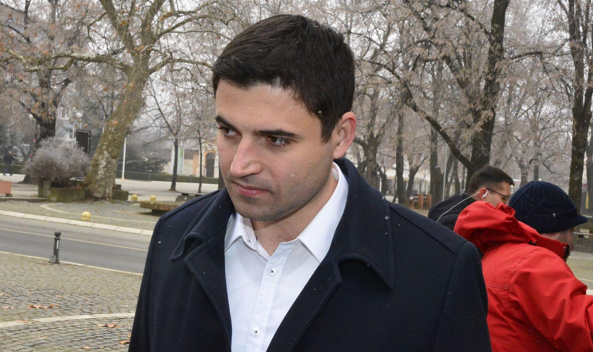 Predsjedništvo SDP-a: Arsen Bauk predsjednik Kluba zastupnika SDP-a