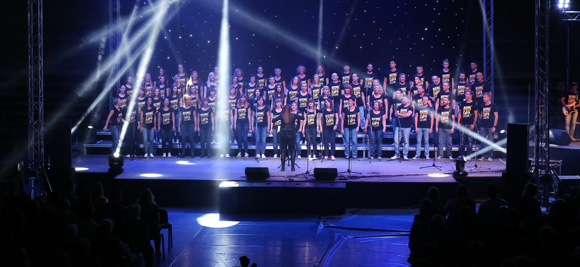 Božićni humanitarni koncert HPD Lipa za obnovu vukovarskog Vodotornja