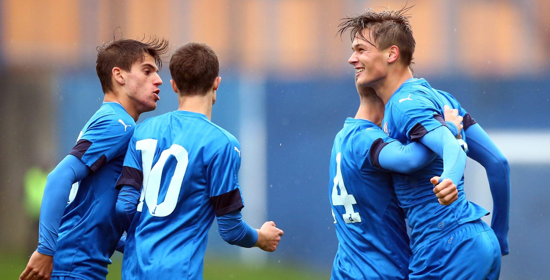 JUNIORSKA LIGA PRVAKA Dinamo se oprostio pobjedom nad Juventusom