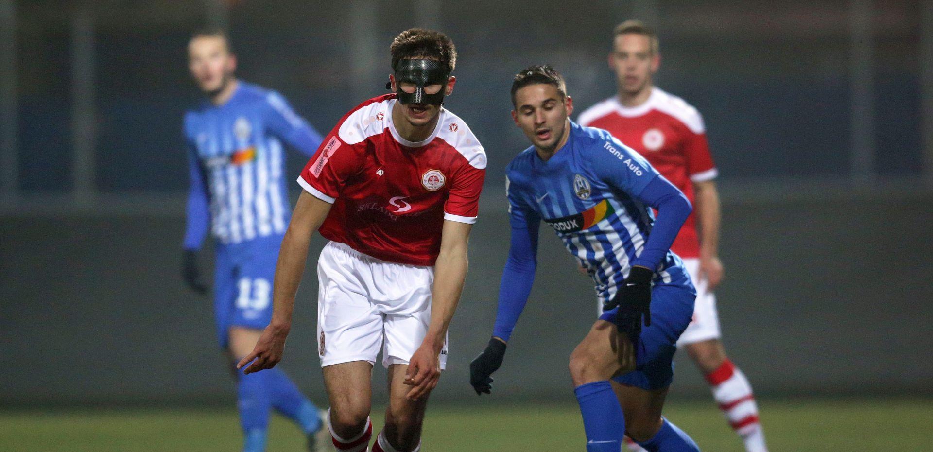 HNK Lokomotiva slavila protiv Splita
