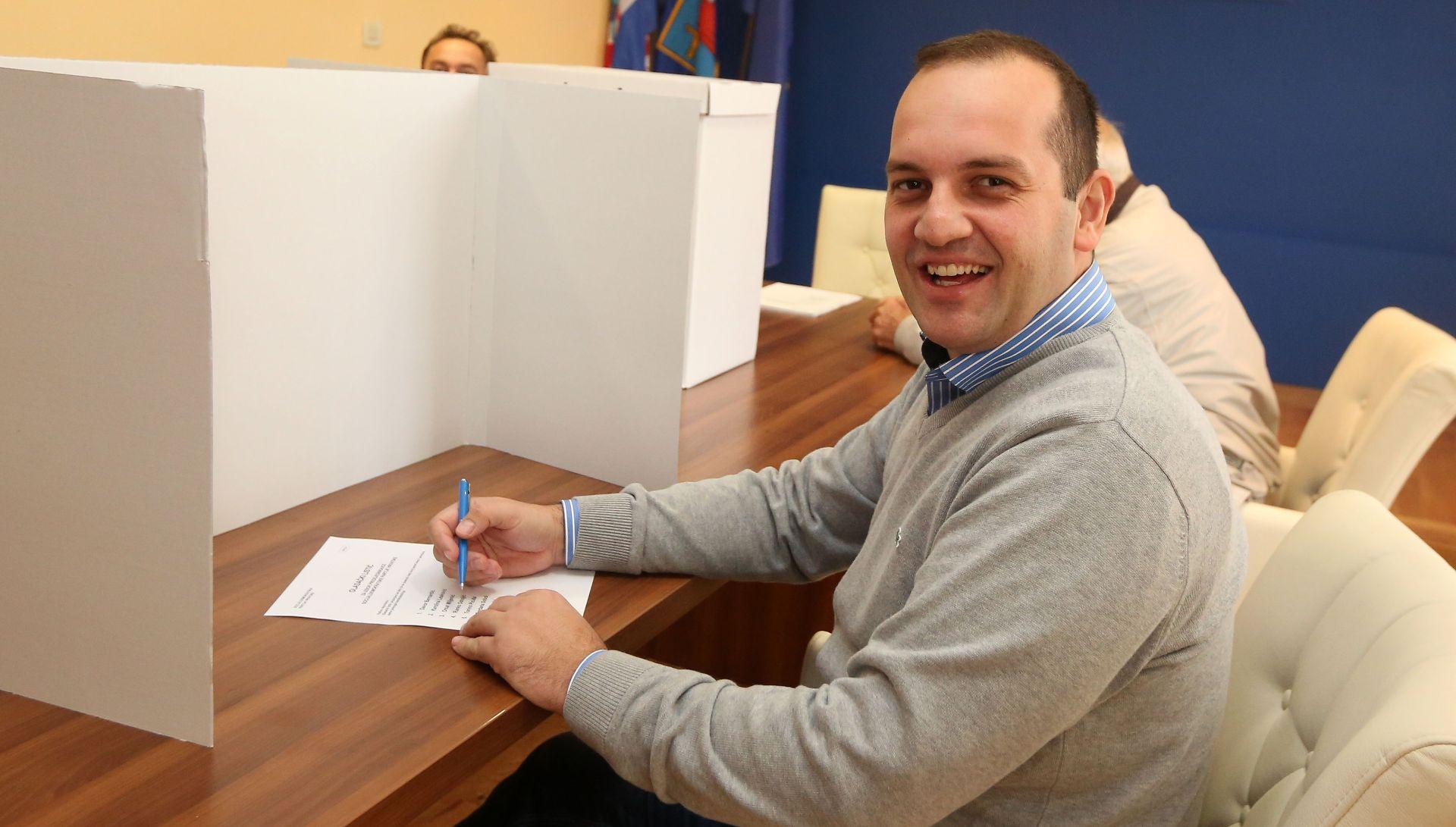 Ivan Klarin podnio ostavku na mjesto predsjednika SDP-a Šibensko-kninske županije