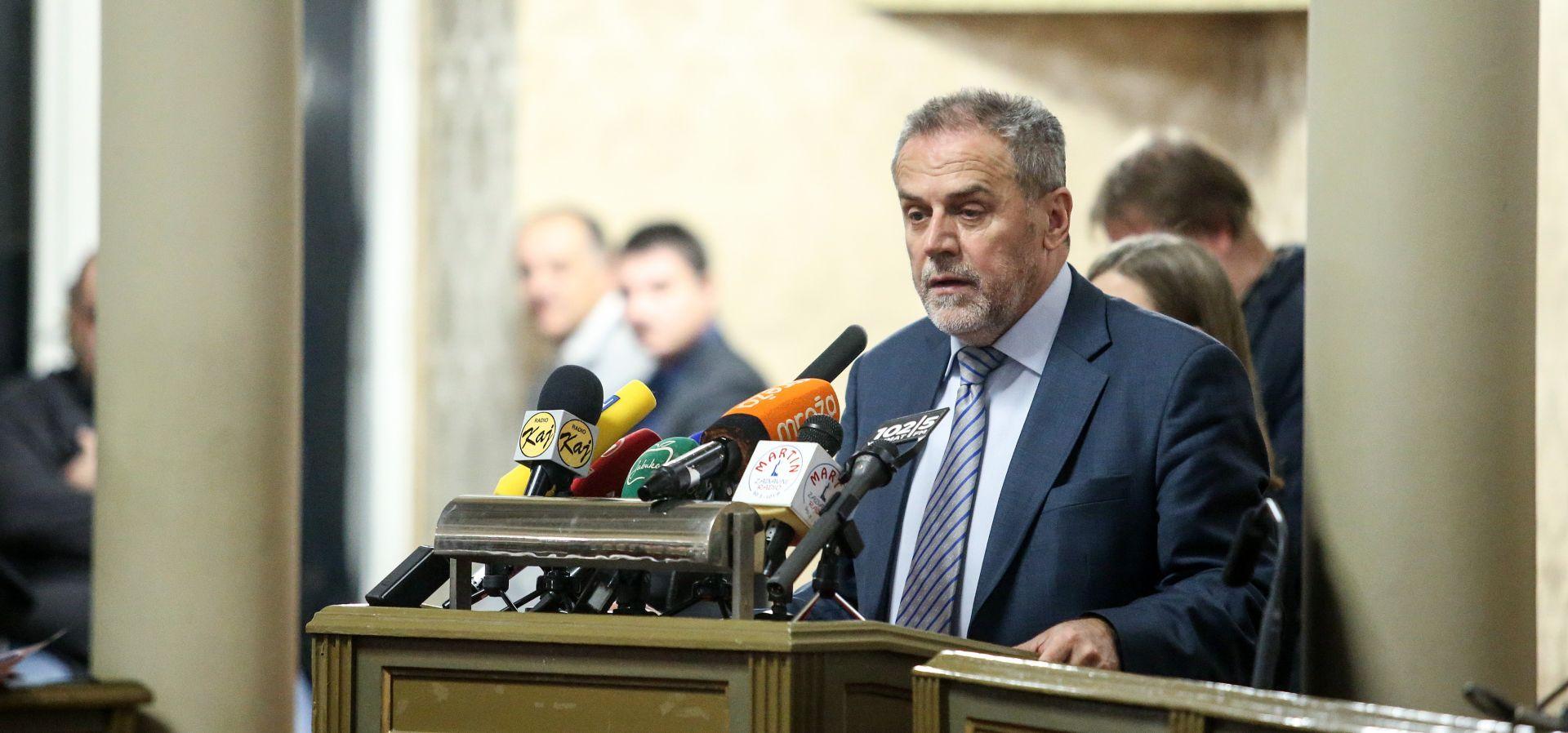"""Vrhovni sud odbio Bandićevu žalbu u aferi """"Štandovi"""""""