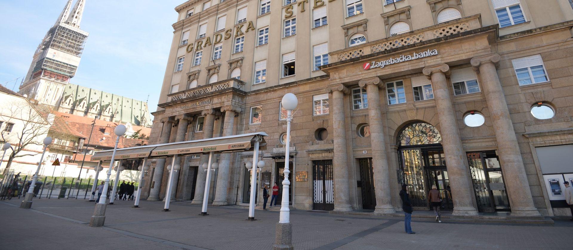 S&P revidirao izglede Zagrebačkoj banci u stabilne