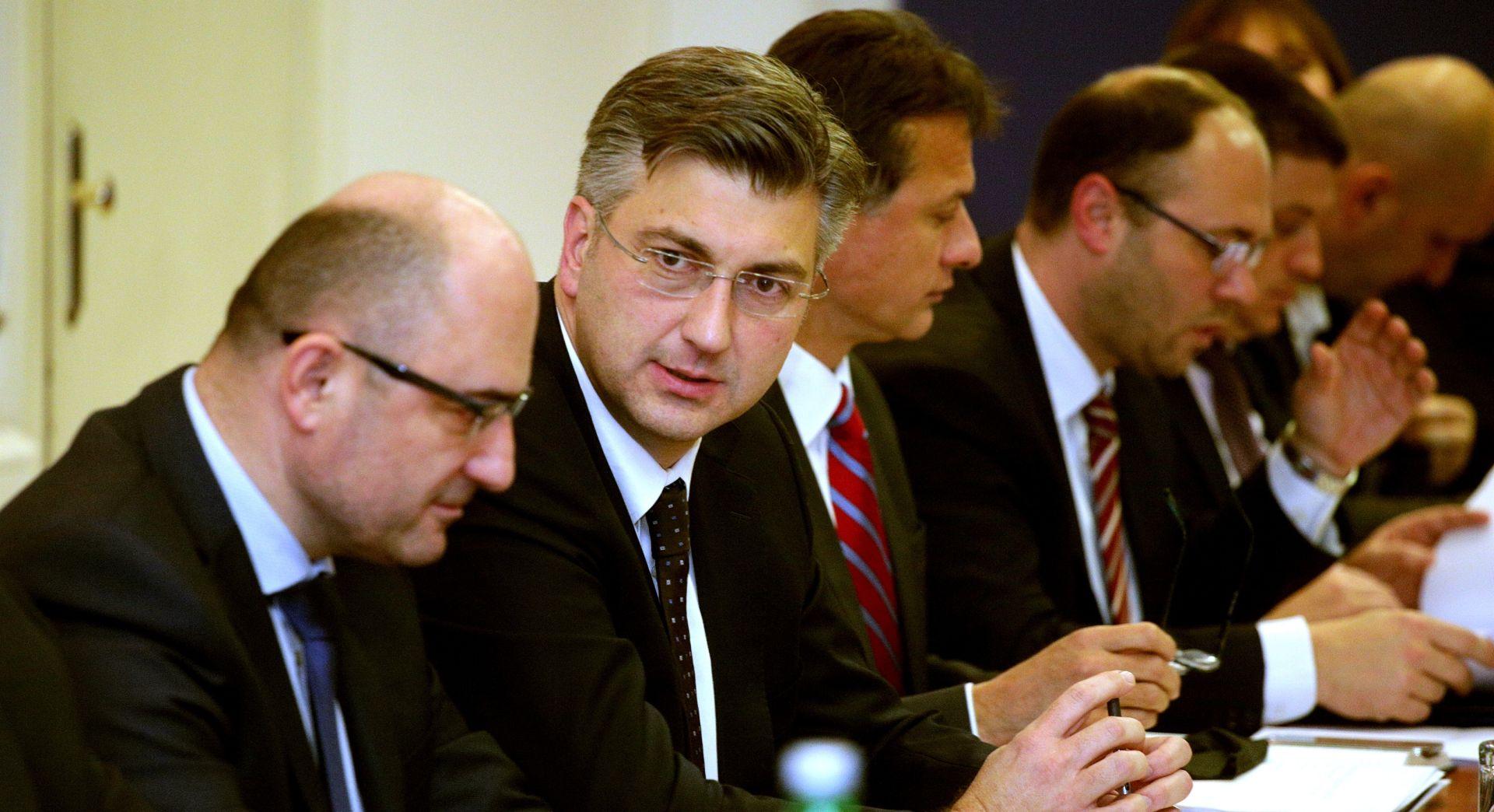 PLENKOVIĆ 'Cilj je povećati stupanj umrežavanja svih hrvatskih službi i poboljšati suradnju s partnerima'
