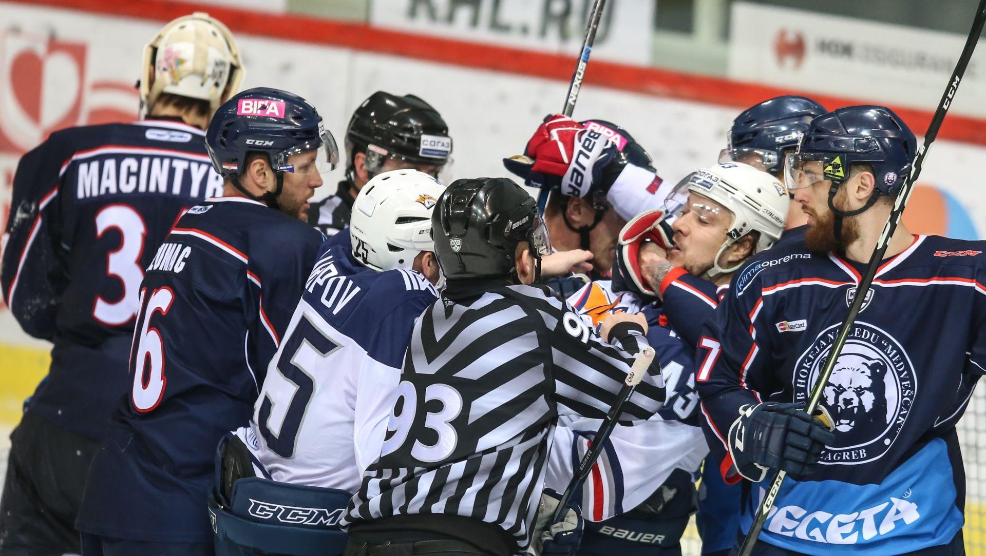 KHL Medveščak svladao prvaka