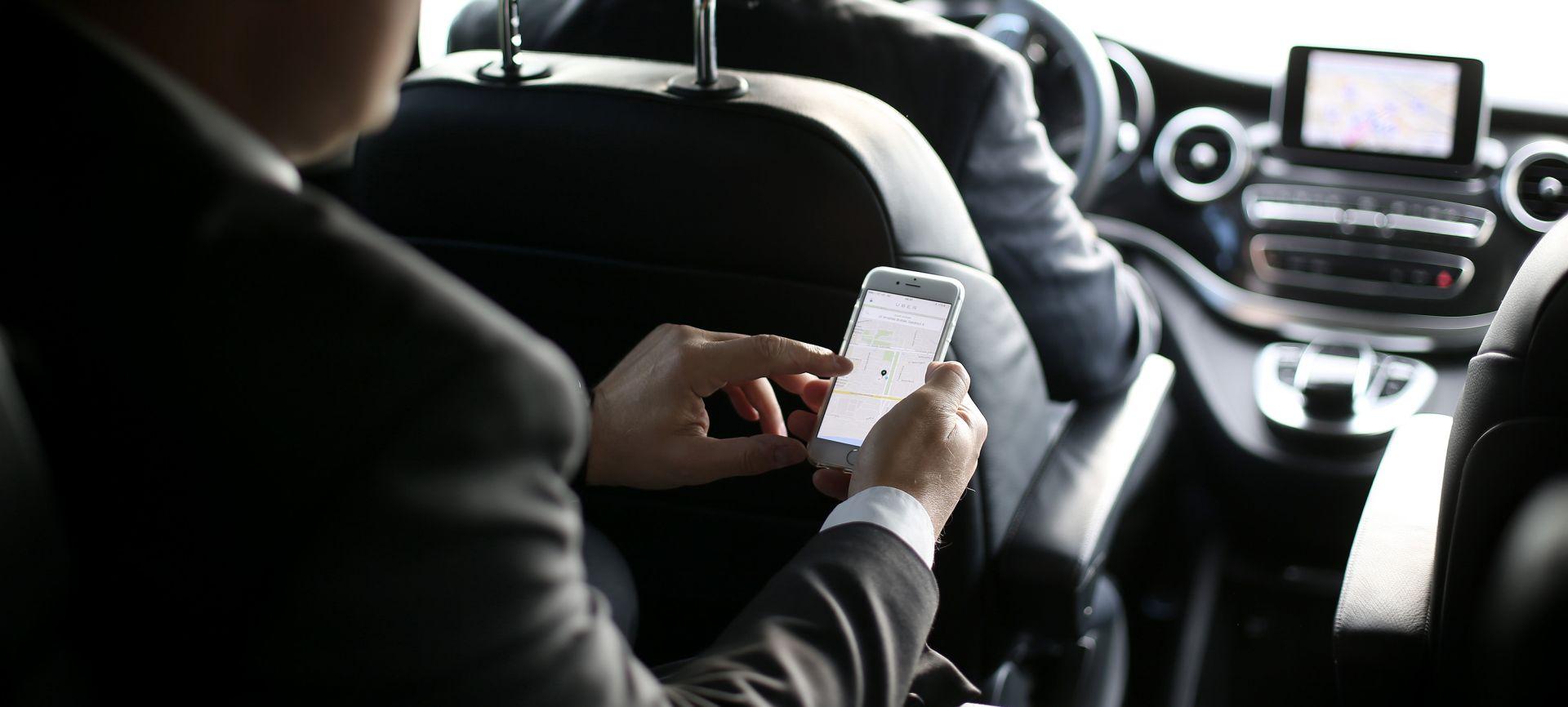 KRENULE INSPEKCIJE Iz prometa isključeno desetak vozila Ubera