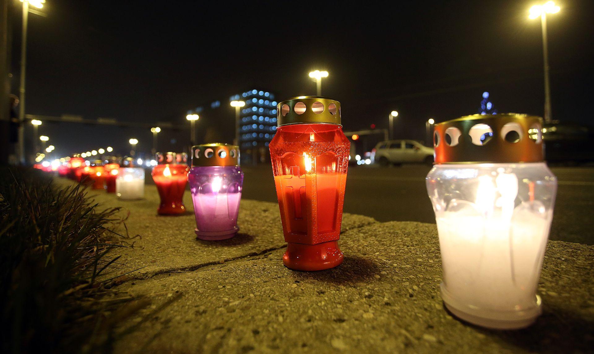 FOTO: Apel za Alep na Vukovarskoj