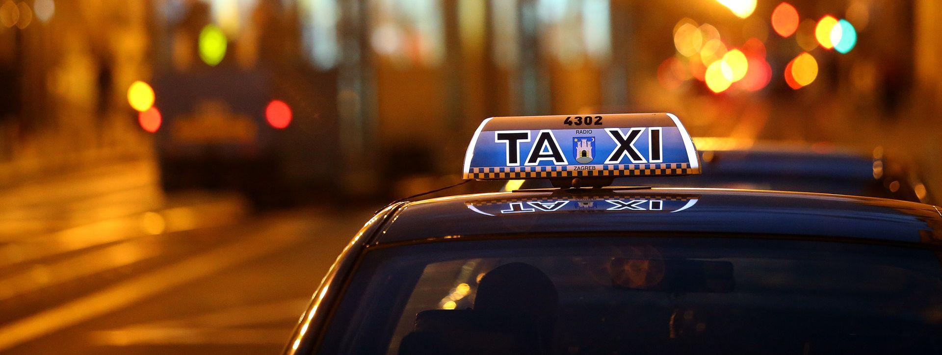 POREZNA UPRAVA Sljedećeg vikenda pojačan nadzor taxi službi i noćnih klubova