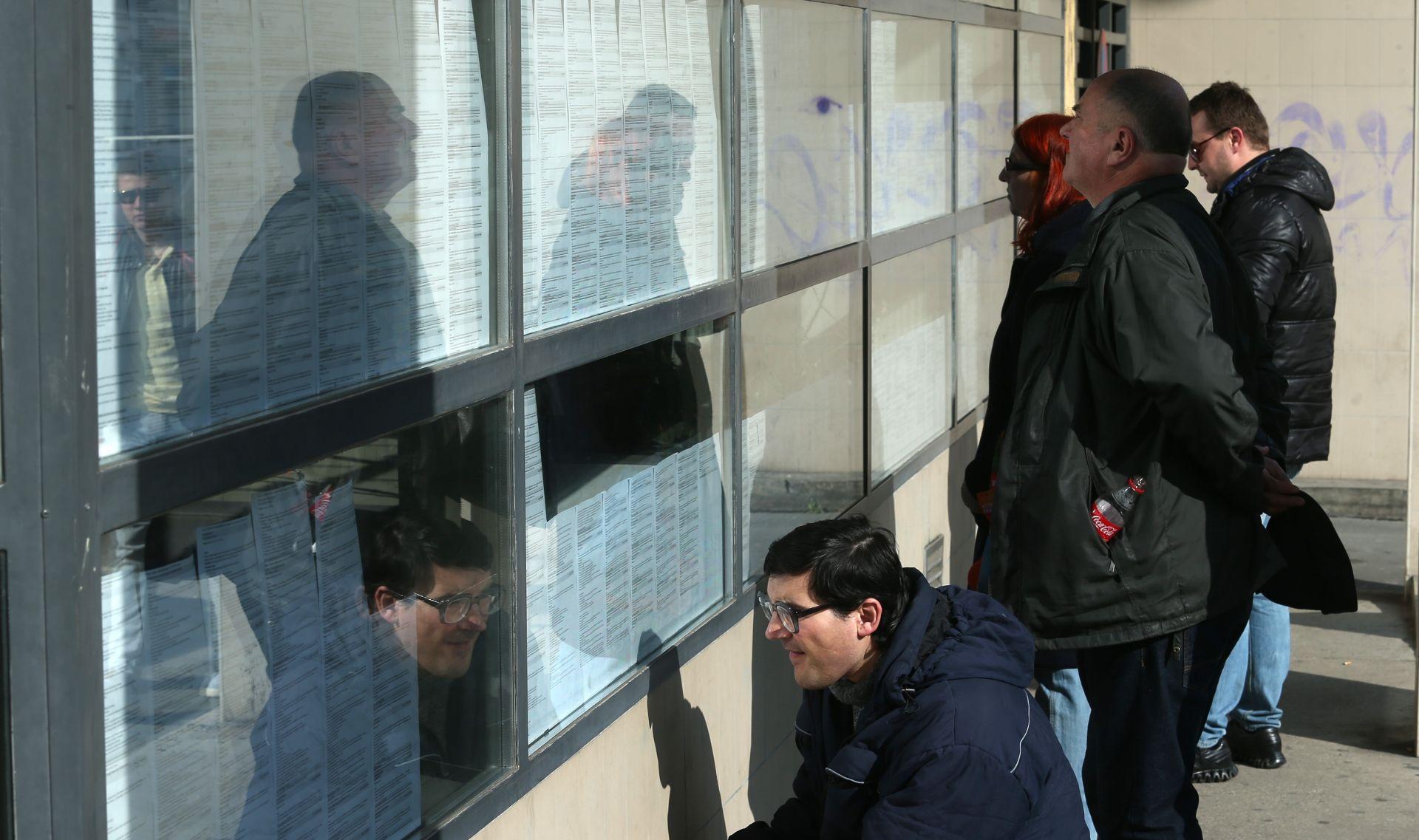 EUROSTAT: Nezaposlenost u Hrvatskoj pala, ali i dalje među najvišima u EU