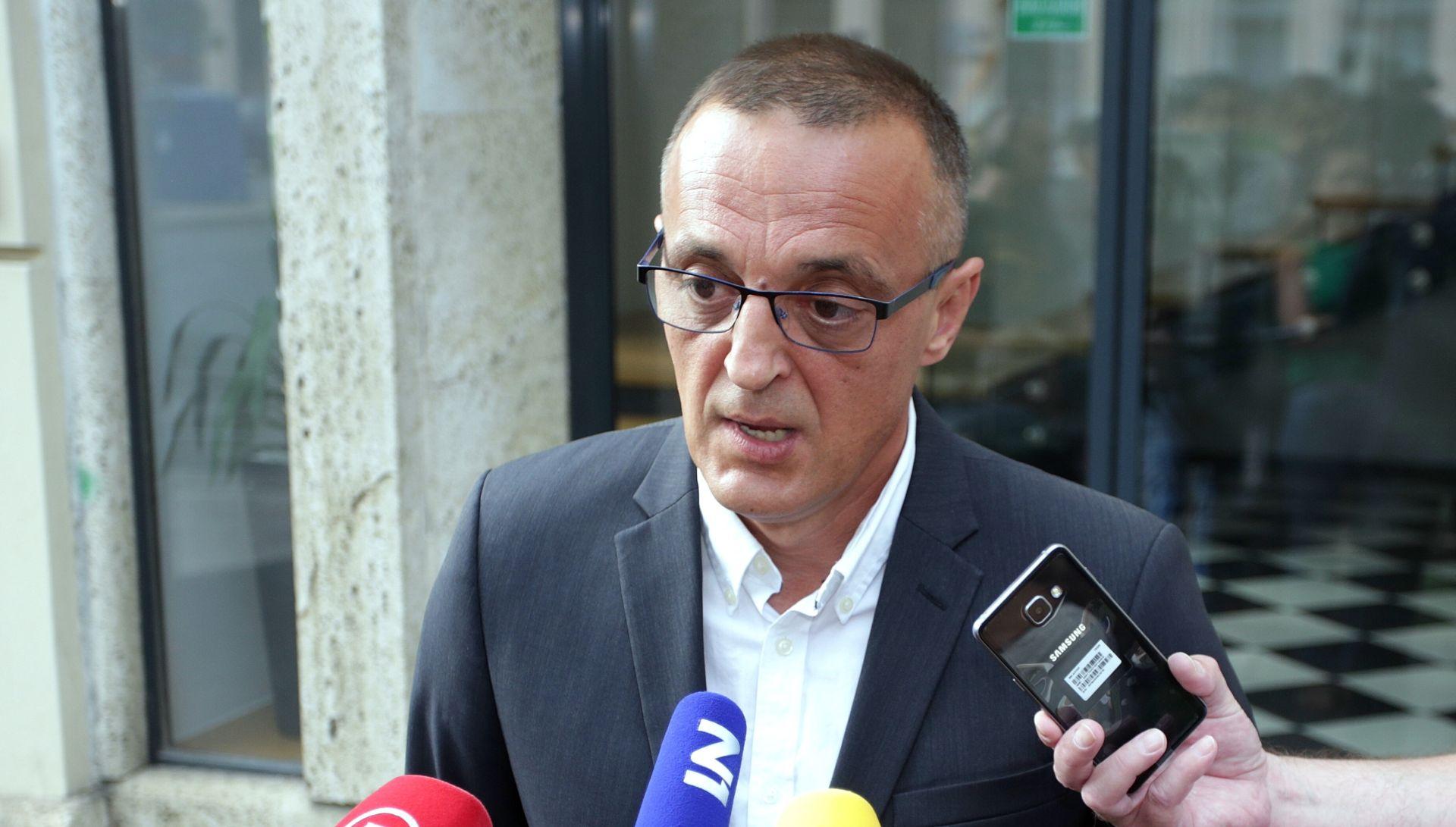 Tihomir Jakovina podnio ostavku na mjesto predsjednika ŽO SDP-a