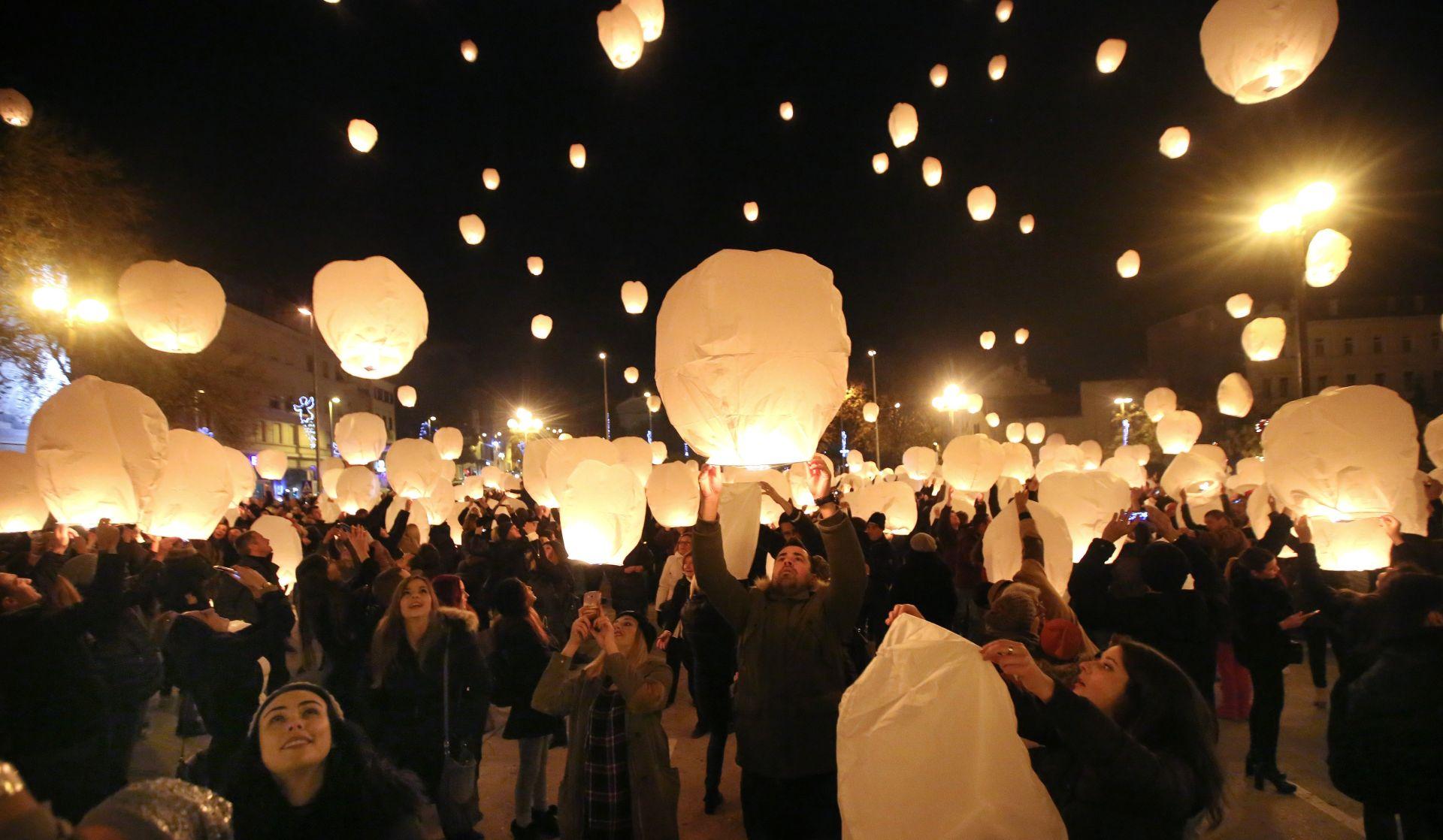 VIDEO: Chinese New Year lantern festival u Gradu Sydneyu