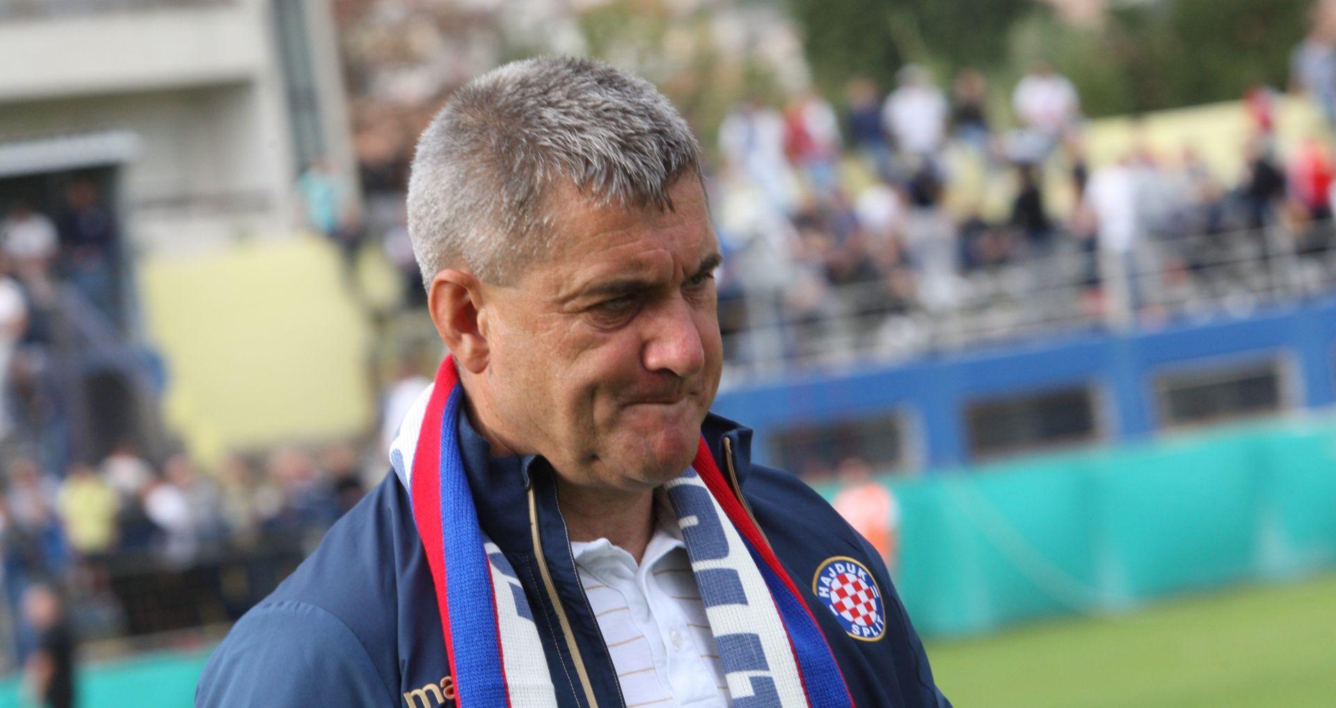 Marijan Pušnik više nije trener Hajduka