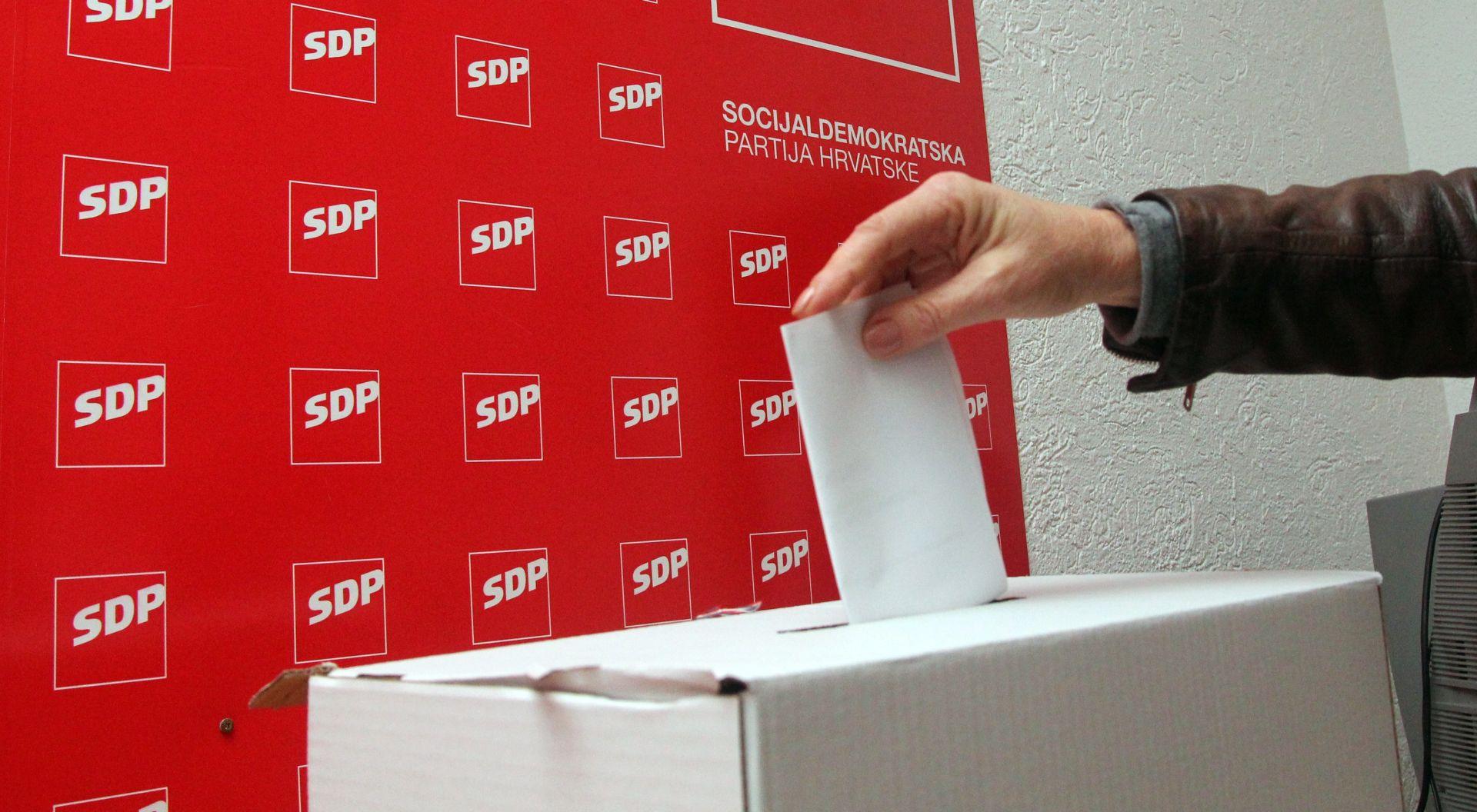 SDP na konvenciji bira novi Glavni odbor i Predsjedništvo