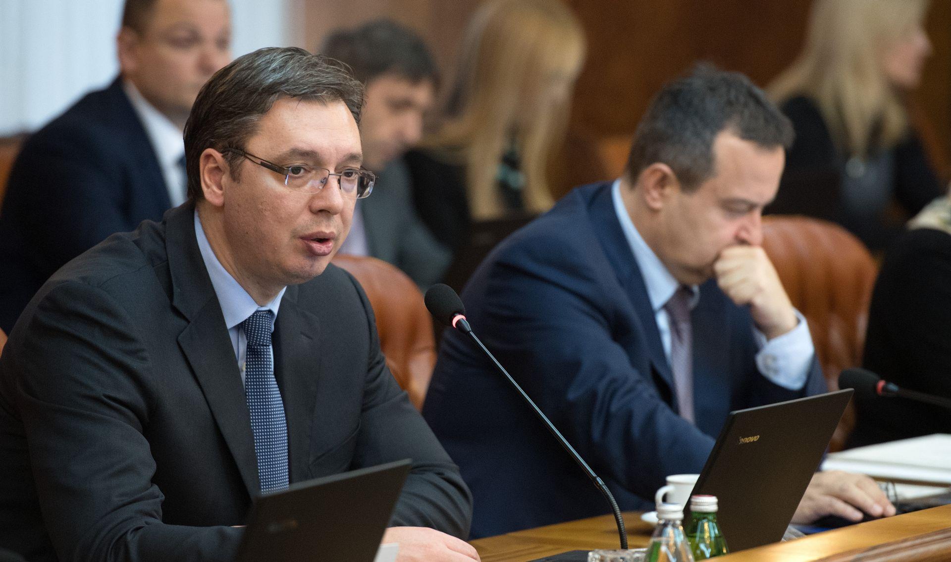 SRBIJANSKI MEDIJI 'Hrvatska se još uvijek protivi otvaranju novih poglavlja'