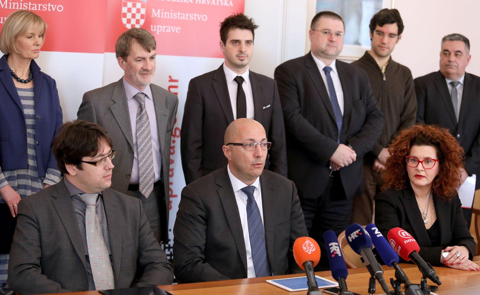 IVAN KOVAČIĆ 'Postoji potrebna politička volja za provođenje reforme javne uprave'