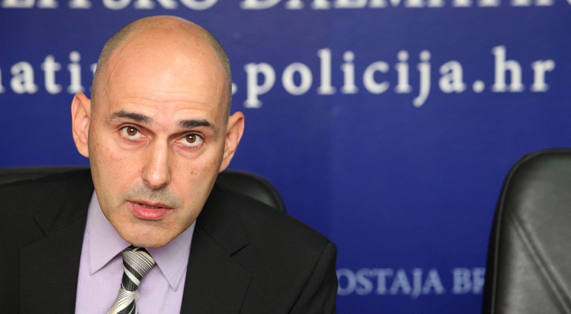 ZATVORENI DIO SJEDNICE Vlada imenovala novog ravnatelja policije Marka Srdarevića