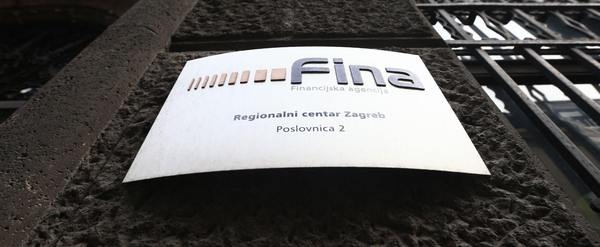 FINA Osobni bankrot zatražilo 686 građana i dva obrtnika