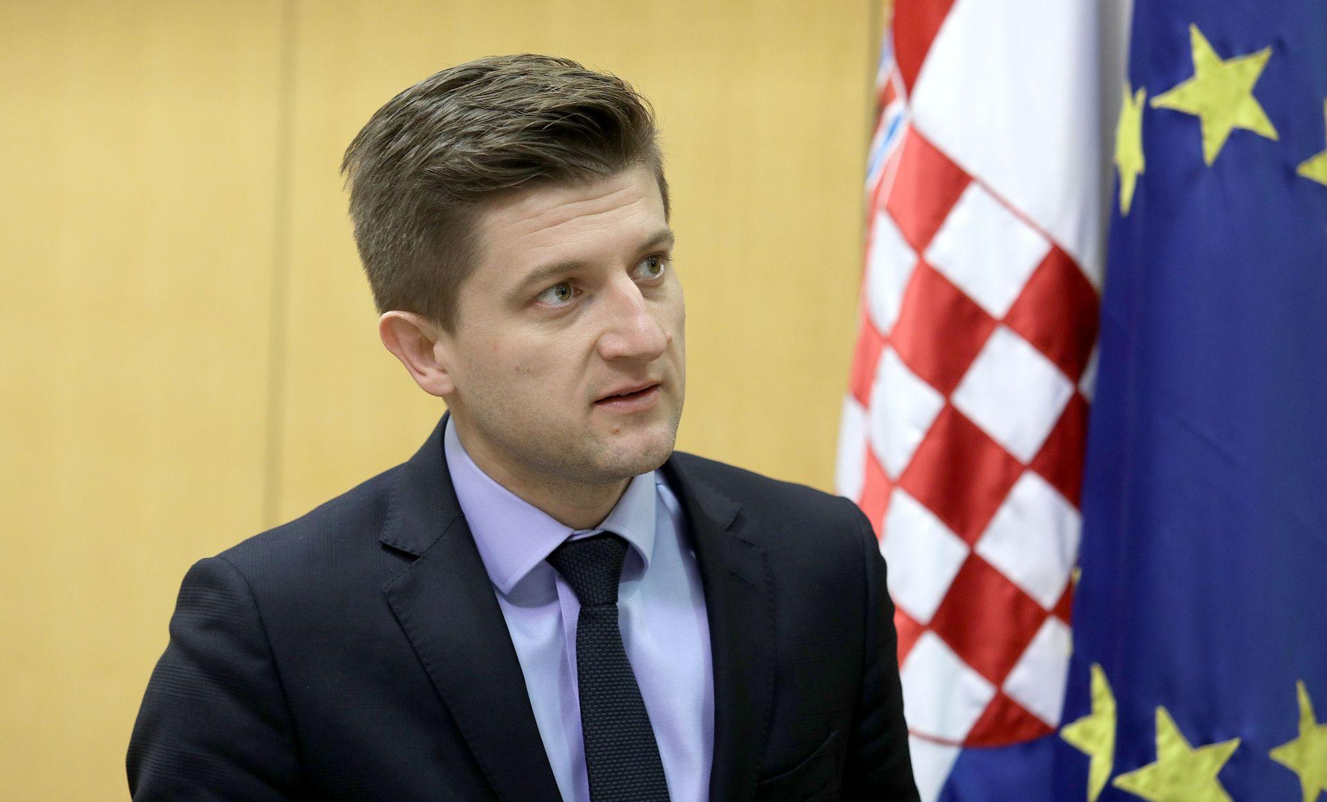 ZDRAVKO MARIĆ 'Prijedlog proračuna odmah u Sabor da se izglasa do ustavnog roka'