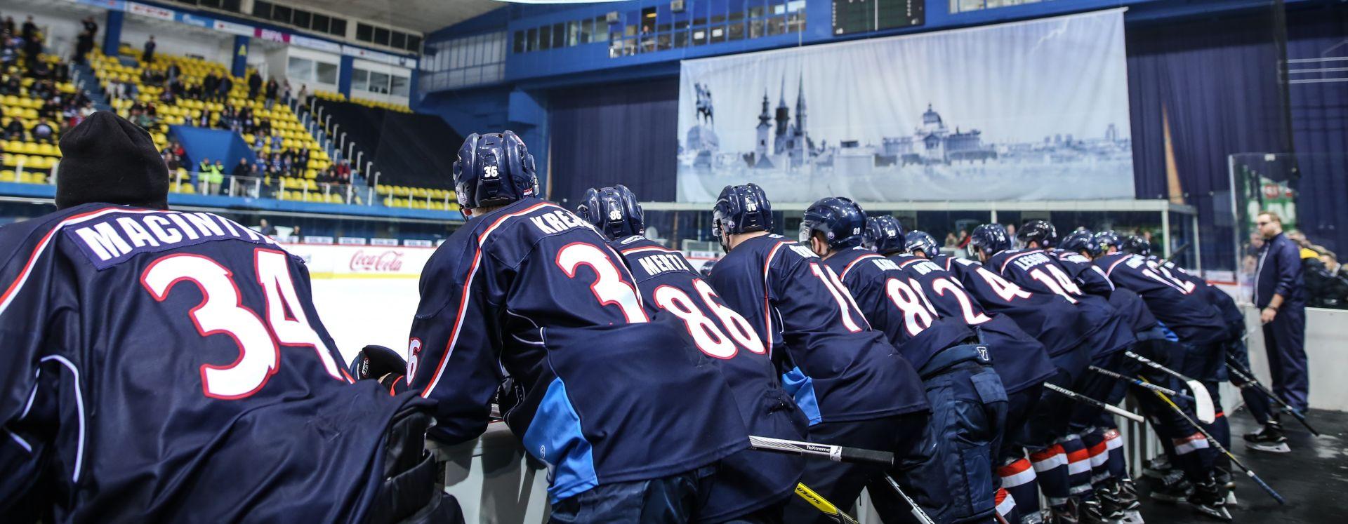 KHL Medveščak poražen od Jokerita nakon produžetaka